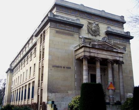 Cité Internationale Universitaire de Paris - Fondation Hellénique
