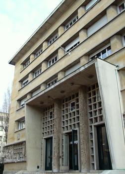 Cité Internationale Universitaire de Paris - Maison Lucien-Paye