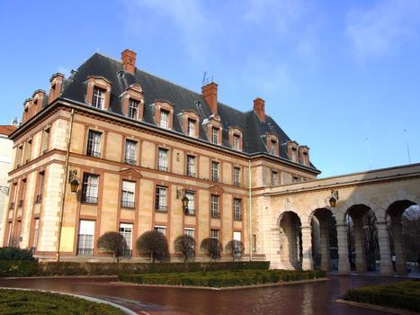 Cité Internationale Universitaire de Paris - Résidence Honnorat