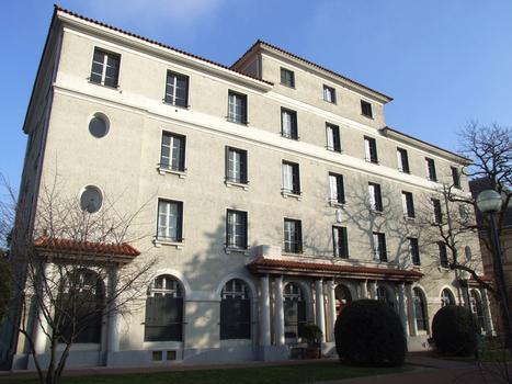 Cité Internationale Universitaire de Paris - Maison d'Argentine