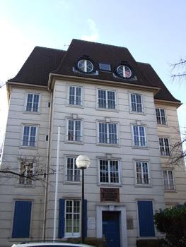 Cité Internationale Universitaire de Paris - Maison des étudiants suédois