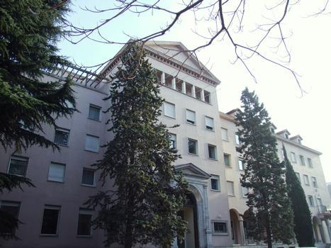 Cité Internationale Universitaire de Paris - Maison de l'Italie