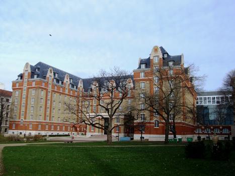 Cité Internationale de Paris - Maison des Provinces de France