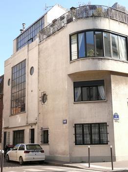 Villa-atelier 1 villa Seurat