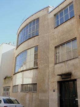 Villa-atelier 3 villa Seurat
