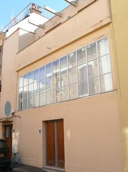 Villa-atelier 11 villa Seurat