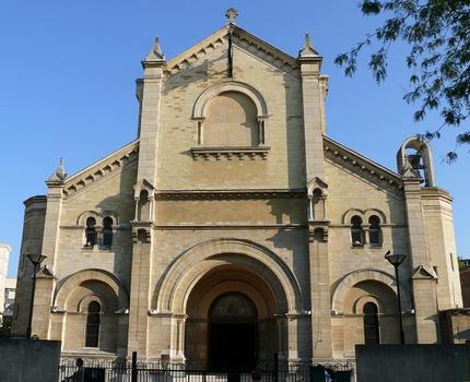 Paris 14ème arrondissement - Eglise Notre-Dame-du-Travail