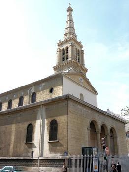 Paris 15ème arrondissement - Eglise Saint-Jean Baptiste de Grenelle