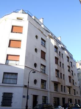 115 avenue Henri-Martin, Paris