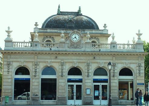 RER C - Bahnhof Avenue Foch