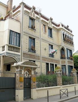 40 rue Boileau