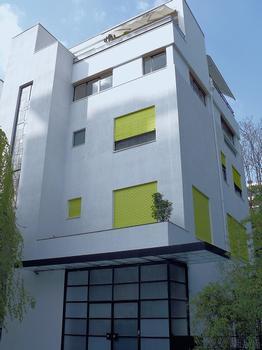 Paris 16ème arrondissement - Six hôtels particuliers de la rue Mallet-Stevens