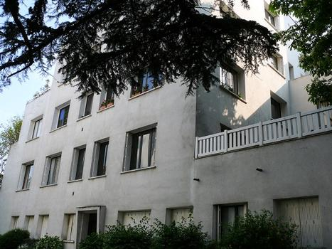 Paris 16ème arrondissement - Six hôtels particuliers de la rue Mallet-Stevens (n°5) : Paris 16 ème arrondissement - Six hôtels particuliers de la rue Mallet-Stevens (n°5)