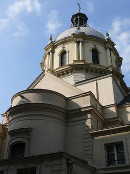 Paris 16ème arrondissement - Eglise Notre-Dame-de-l'Assomption-de-Passy