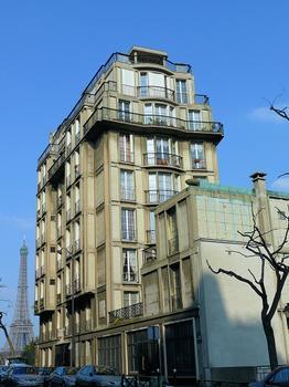 51-55 – rue Raynouard