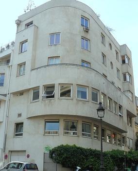 Paris 16ème arrondissement - Collège Montmorency