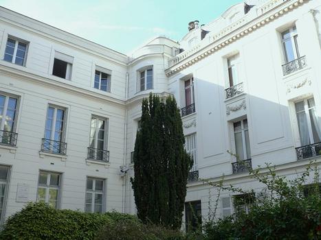 Paris 16ème arrondissement - Hôtel de Verrières