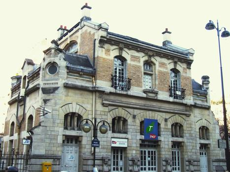 Bahnhof Boulainvilliers, Paris