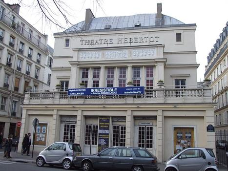 Paris - Théâtre Hébertot