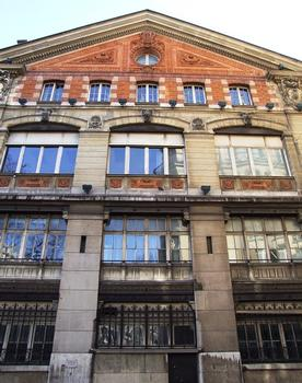 Paris - Usine électrique de la rue des Dames