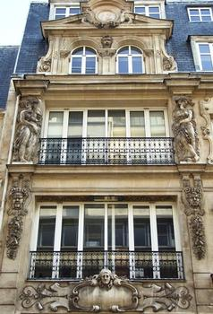 Paris - Hôtel Ponsin
