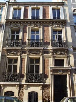 Paris - Hôtel Perreau