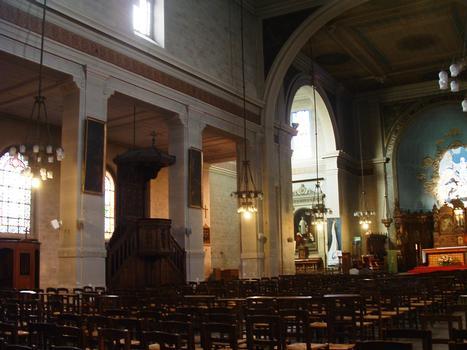 Kirche Sainte-Marie-des-Batignolles, Paris
