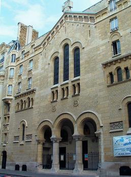Paris 17ème arrondissementEglise Saint-François-de-Sales - Nouvelle église