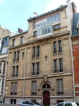 61 rue Ampère, Paris