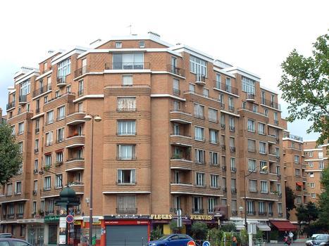 134-142 boulevard Berthier, Paris