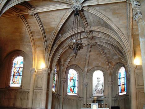 Kapelle Notre-Dame-de-la-Compassion, Paris