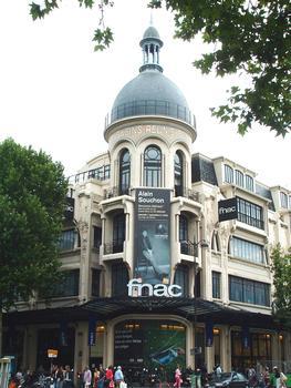 FNAC Ternes, Paris