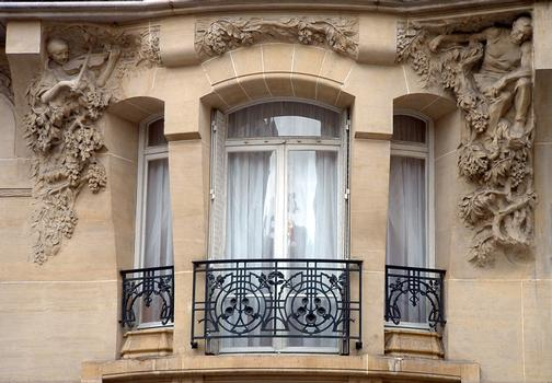 132-134 rue de Courcelles, Paris