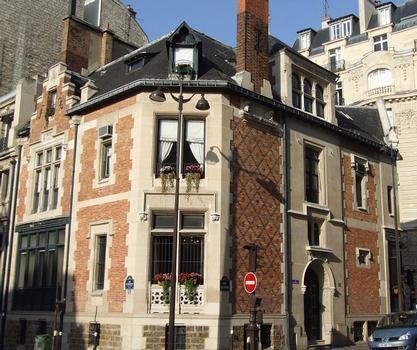 Paris - Hôtel particulier du parfumeur Guerlain