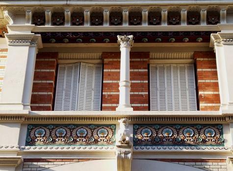 Paris - Hôtel 9 rue Fortuny