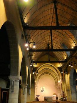 Paris 18 ème arrondissement - Eglise Saint-Denys de la Chapelle