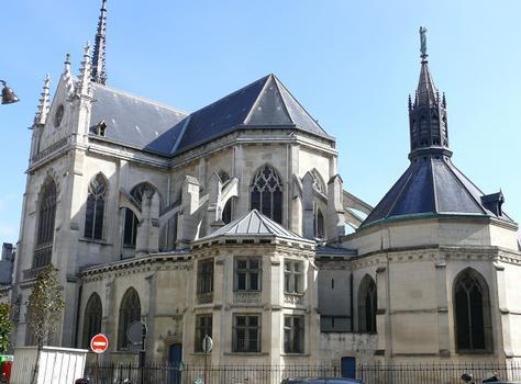 Paris 18ème arrondissement - Eglise Saint-Bernard-de-la-Chapelle