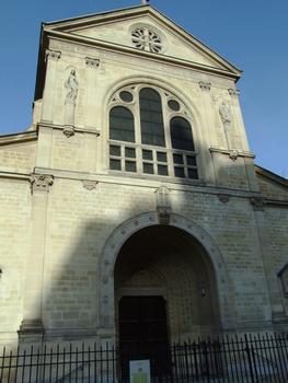 Paris - Eglise Notre-Dame-de-Clignancourt