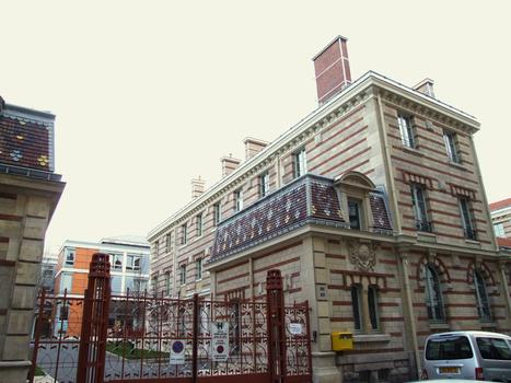 Bretonneau Hospital, Paris