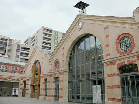 Centre culturel «104»