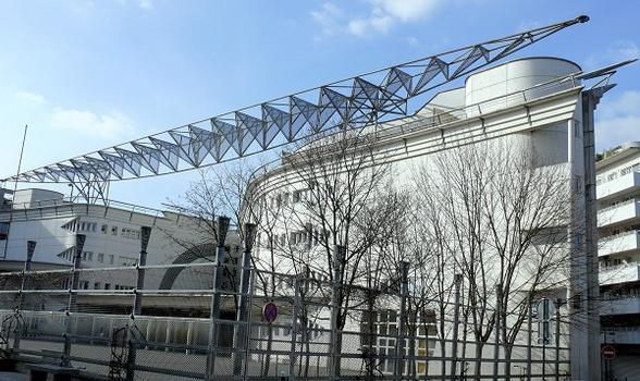 Paris 19ème arrondissement - Collège Georges-Brassens