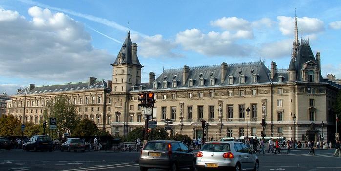 Paris - Justizpalast
