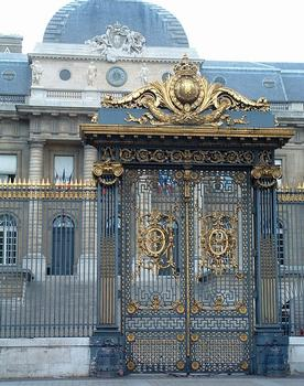 Paris - Palace of Justice