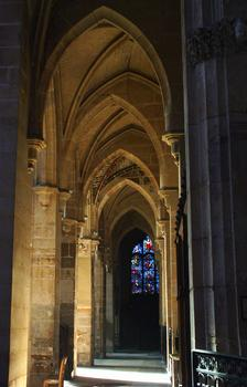 Paris - Eglise Saint-Leu-Saint-Gilles - Collatéral Nord
