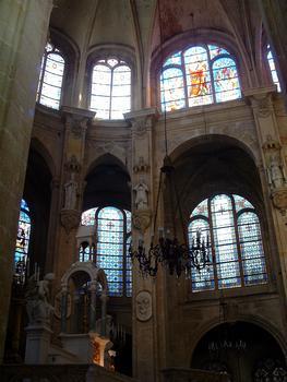 Paris - Eglise Saint-Leu-Saint-Gilles - Choeur