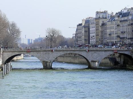Paris 1er arrondissement - Pont Saint-Michel