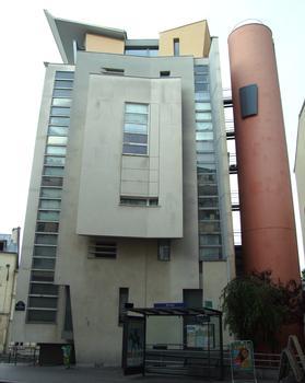 Paris - 131 rue Pelleport