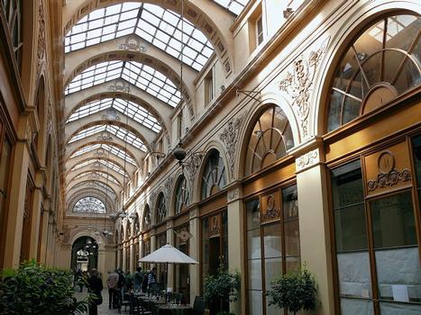 Paris 2ème arondissement - Galerie Vivienne
