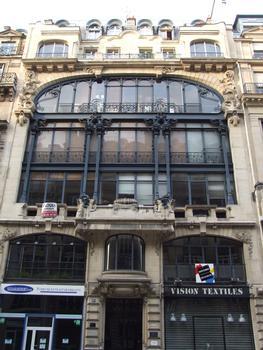 Immeuble 118 rue Réaumur