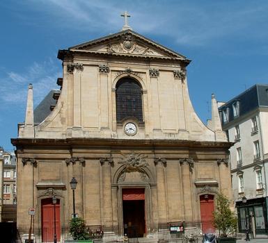 Eglise Notre-Dame-des-Victoires, Paris